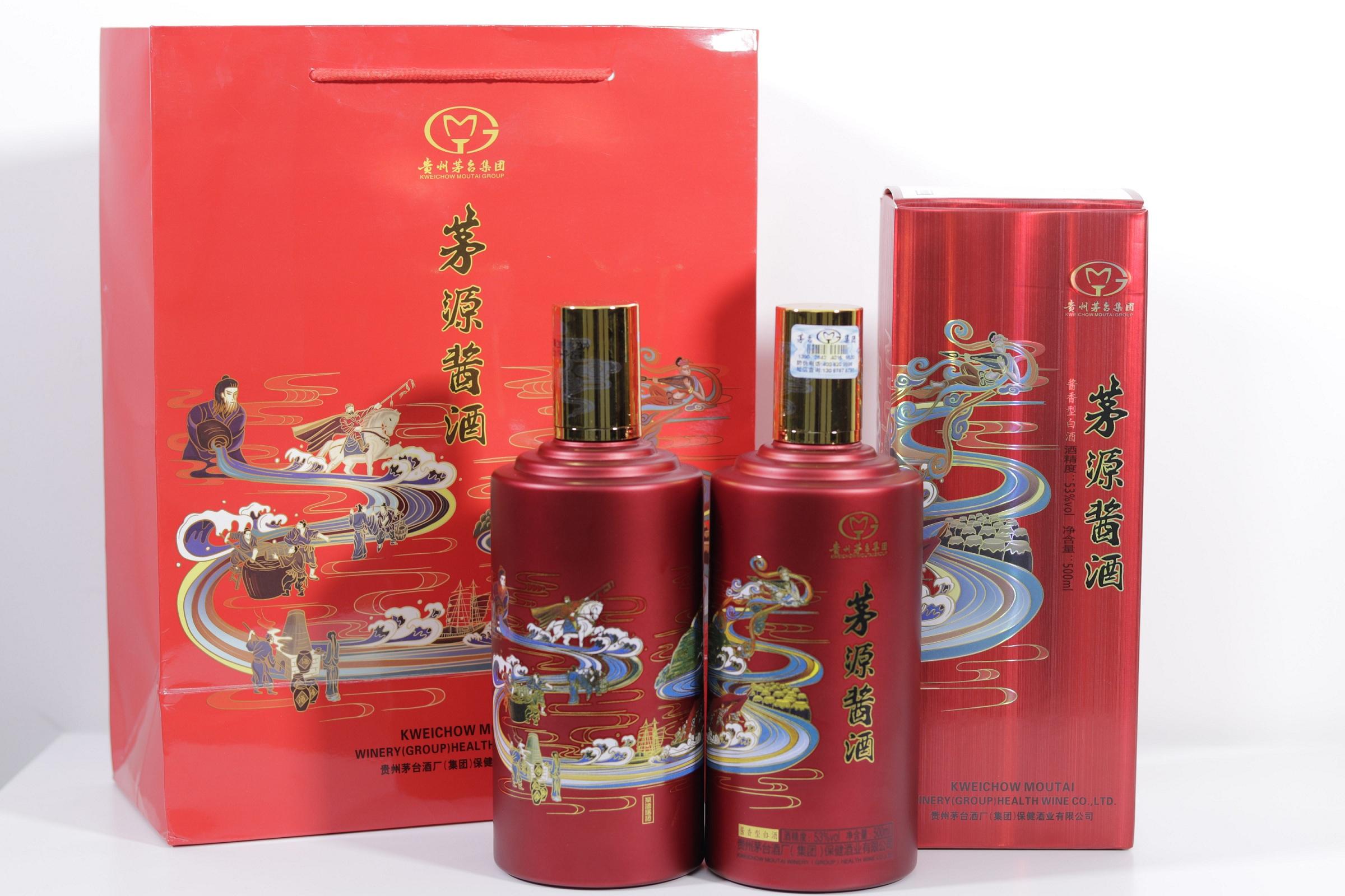茅源酱酒传承千年茅台品质,创新白酒文化