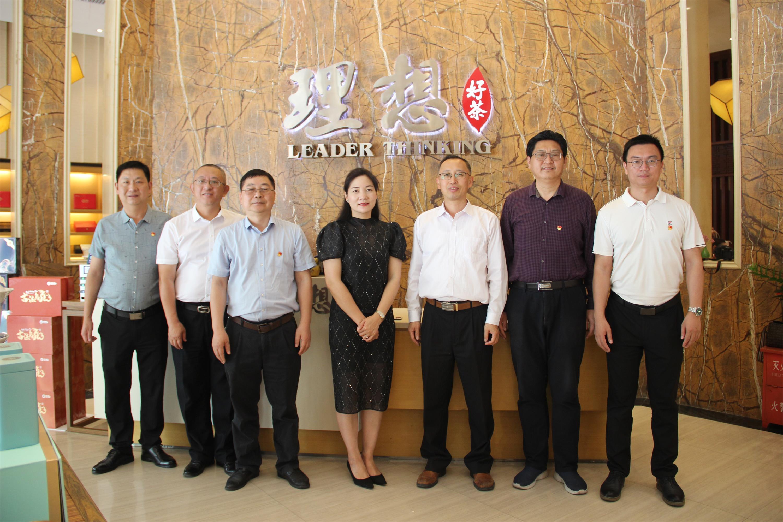 华侨大学与理想实业校企合作 创新研学与实践模式