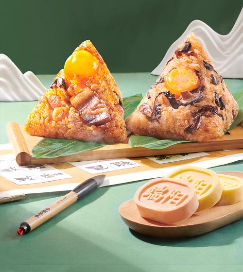 盒物联合百年老字号知味观,打造乐趣分享端午佳节。