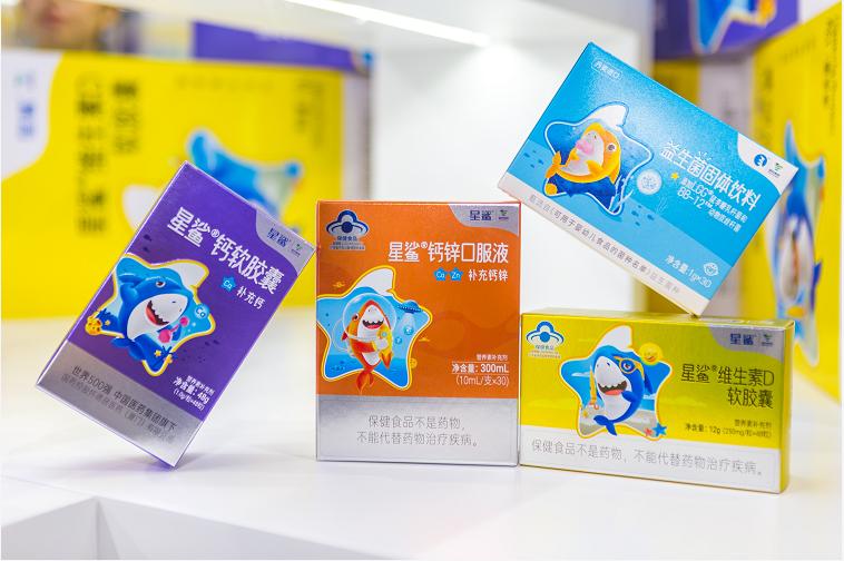 国控星鲨携母婴系列产品亮相第21届CBME孕婴童展 助力儿童健康成长,展示硬实力